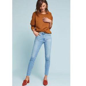 NWT AG The Farrah High Rise Skinny Ankle Jeans